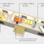 Tìm hiểu về phòng khám container- điểm sáng trong chiến dịch chống Covid 2021