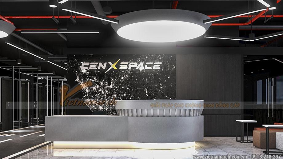 Mẫu thiết kế văn phòng ấn tượng nhất năm 2021