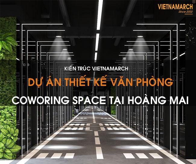 Đơn vị thiết kế văn phòng tại Hoàng Mai Hà Nội
