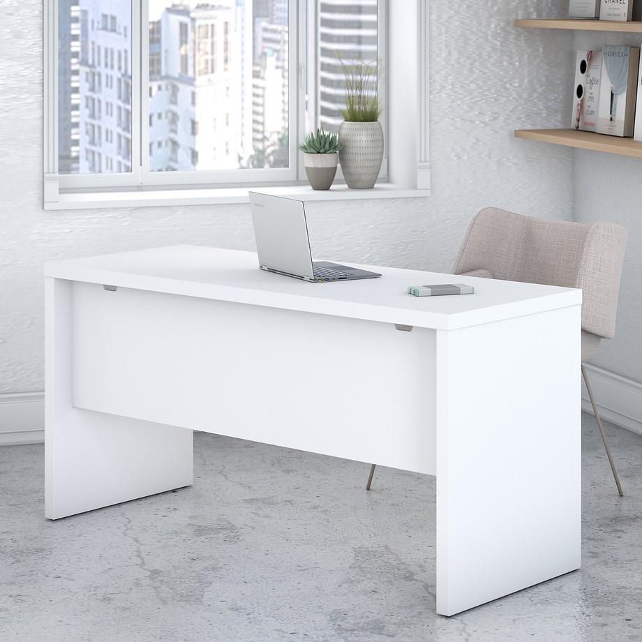 Một mẫu thiết kế văn phòng giám đốc nữ nhẹ nhàng tinh giản mà đẹp bất ngờ