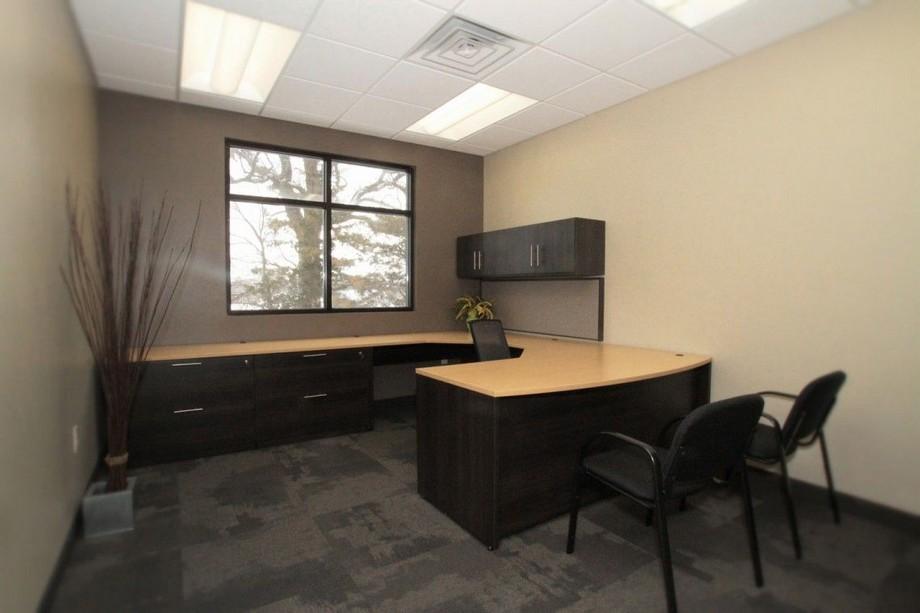 Mẫu thiết kế văn phòng tận dụng mọi ưu điểm của ánh sáng tự nhiên