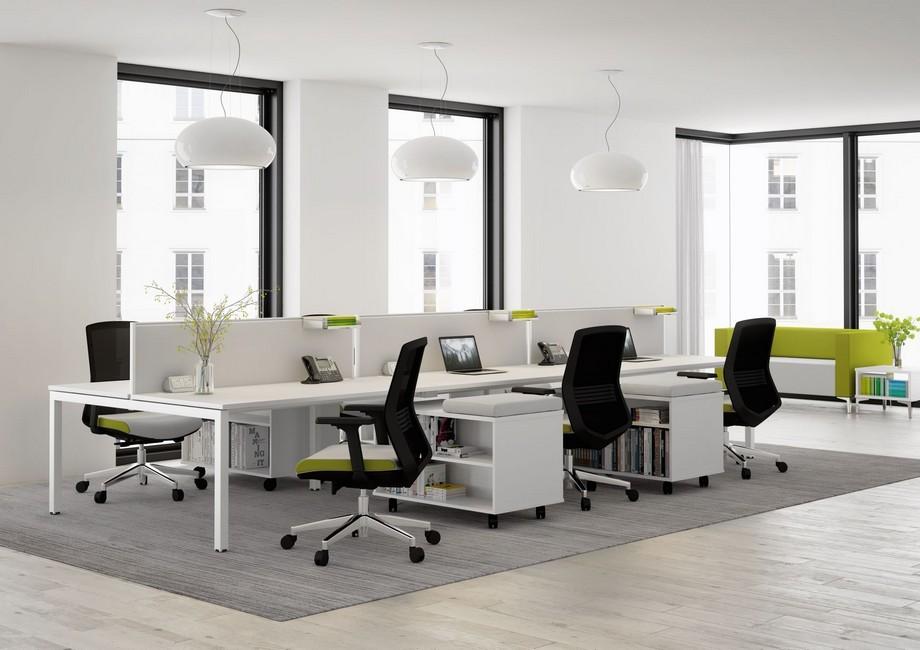 hình ảnh văn phòng đẹp này còn làm cho người ta rộn ràng mỗi bước chân