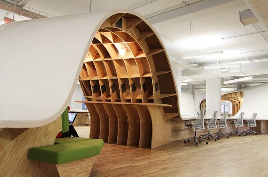 Ghế sofa văn phòng được thiết kế riêng theo từng khu vực