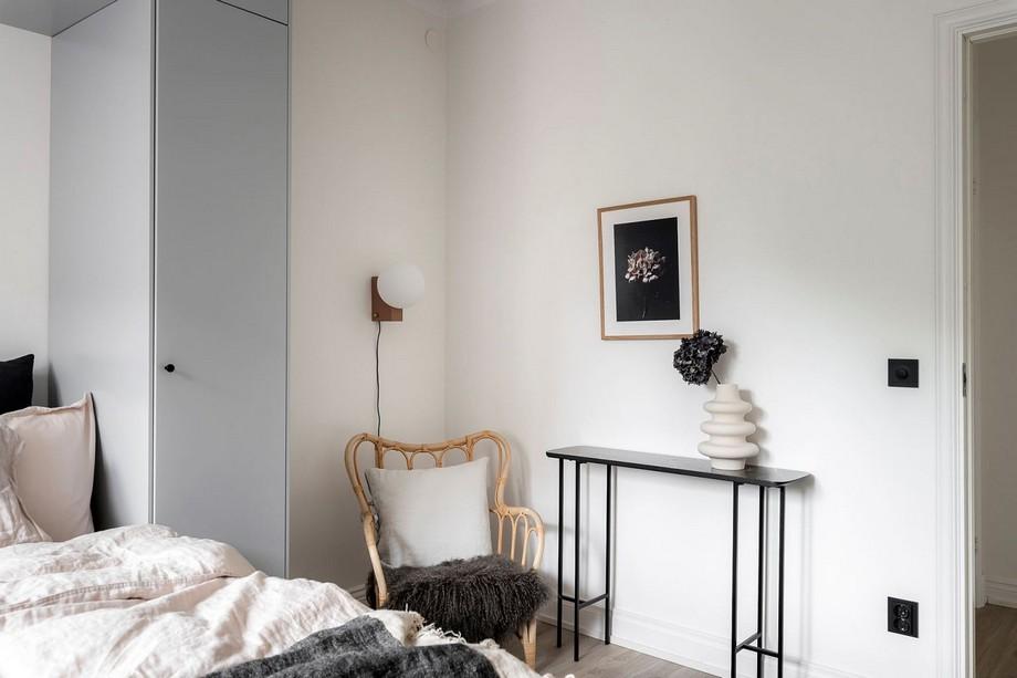 TRang trí phòng ngủ bằng những chi tiết rất đơn giản mà đẹp