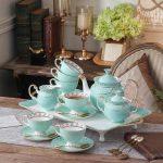 Chiêm ngưỡng bộ ấm trà cao cấp nhập khẩu – Phần 1