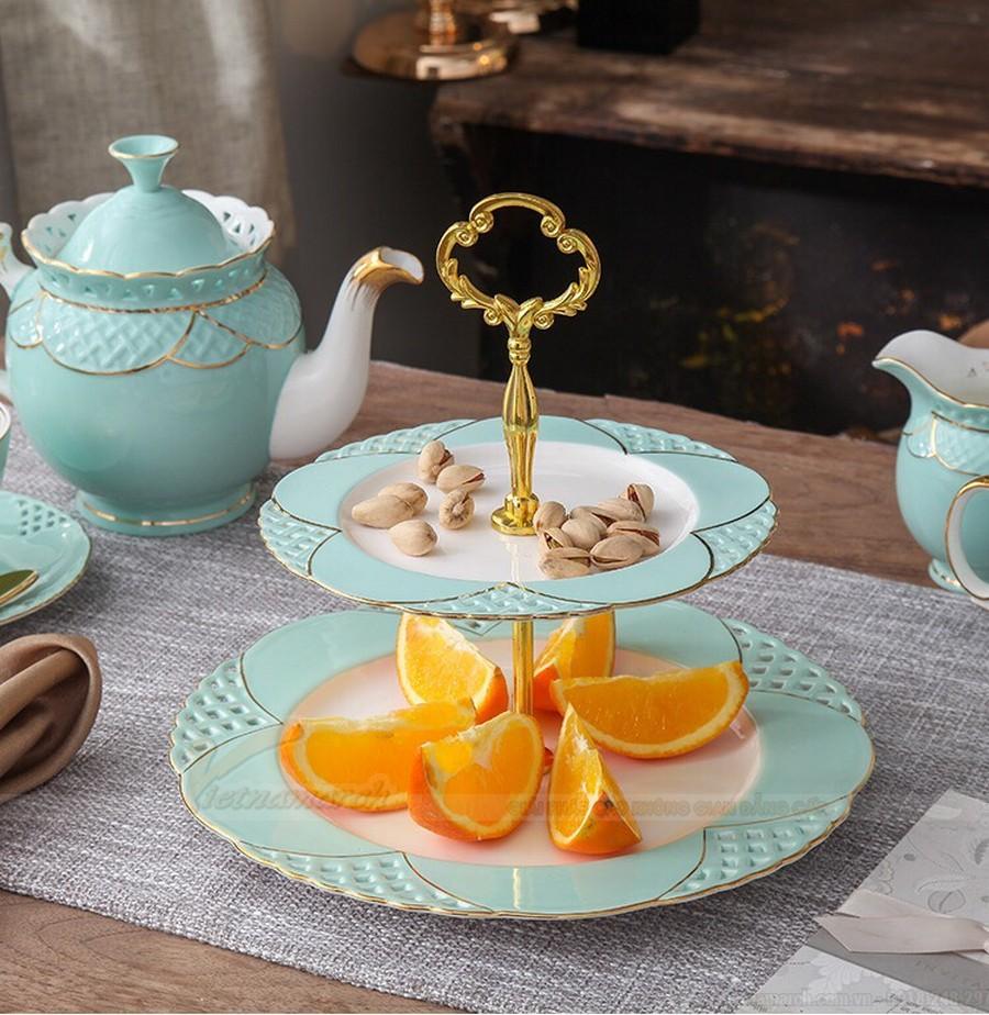 Chiêm ngưỡng bộ ấm trà nhập khẩu cao cấp