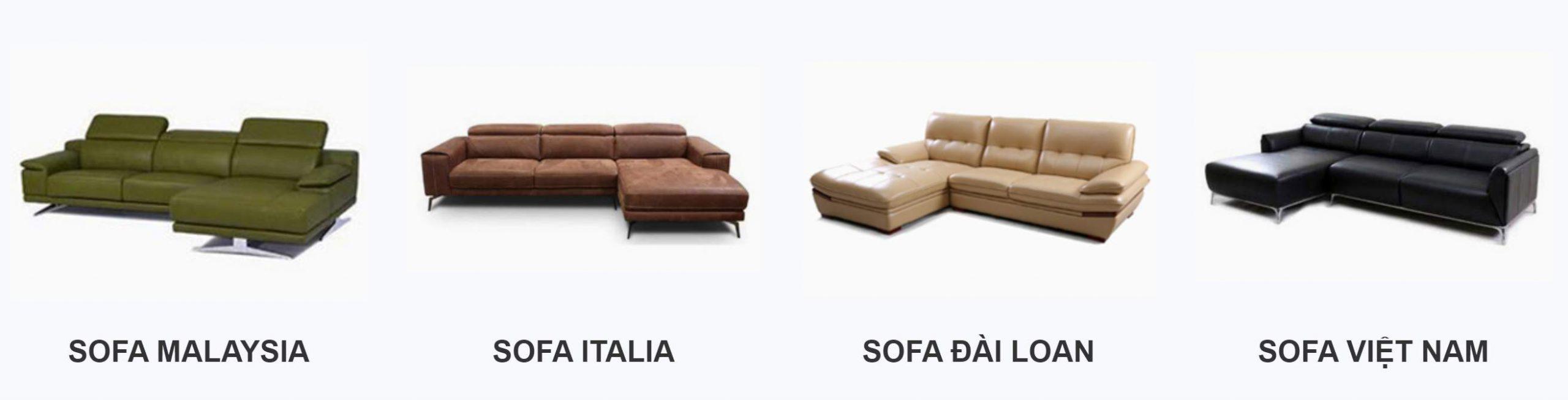Nguồn gốc sofa