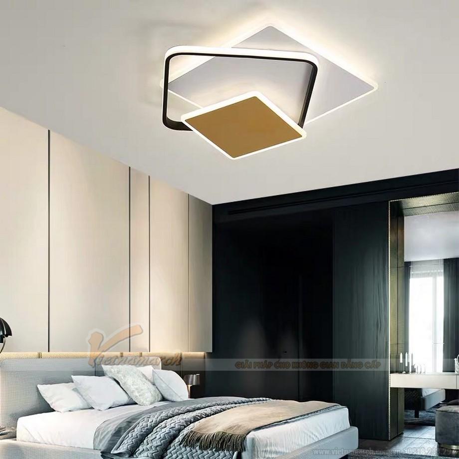 Các mẫu đèn trần cho chung cư đẹp nhất 2021
