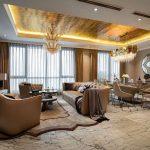 Mẫu nội thất chung cư D'palais Louis phong cách Longhi