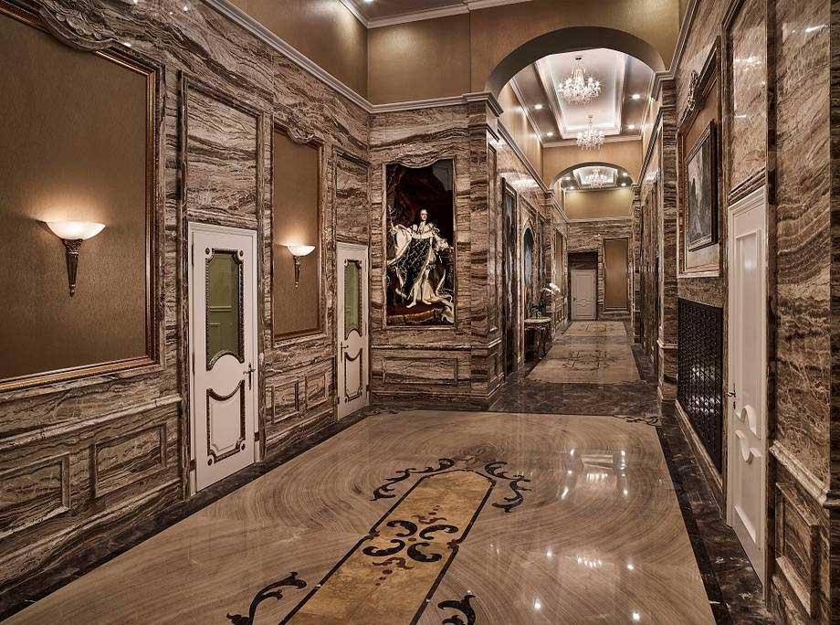 Mẫu thiết kế chung cư D'palais Louis