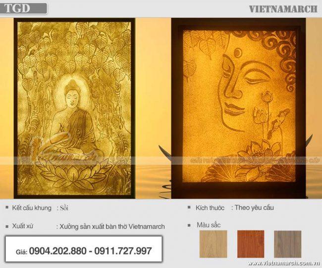 Ý nghĩa của tranh giấy dừa Phật