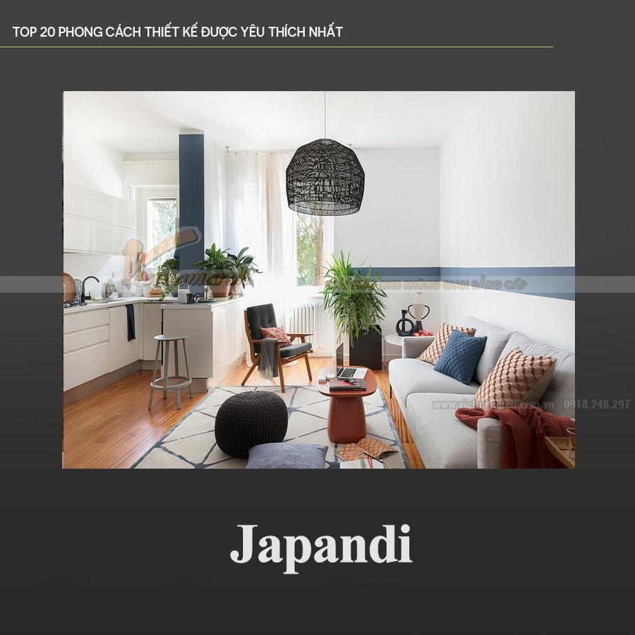 Phong cách Japandi