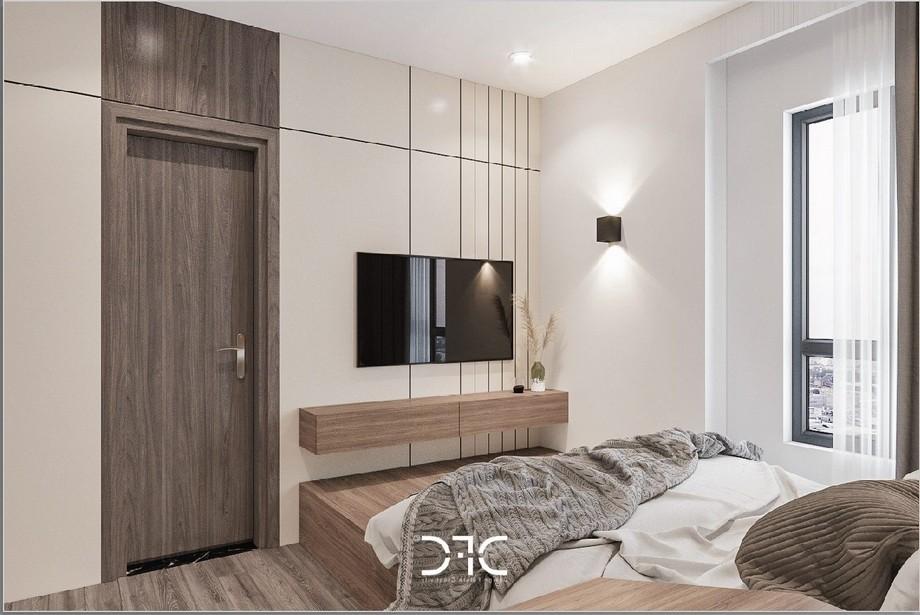 Những hạng mục nội thất phòng ngủ