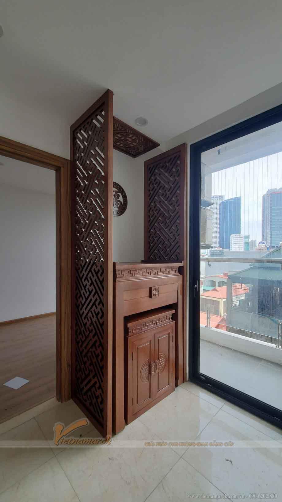 .Đánh giá tổng quan thiết kế nội thất nhà chung cư của gia đình chị Giao