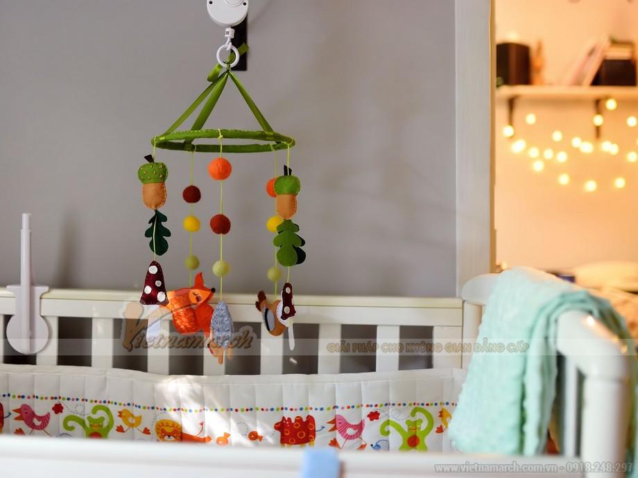Bố trí và kiểm soát ánh sáng trong phòng trẻ sơ sinh