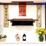 Mẫu ban thờ đẹp cho chủ nhà mệnh Kim – Nam sinh năm 1975, 1976, 1984, 1985, 1993, 1994