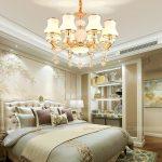 Cách lựa chọn đèn chùm trang trí phòng ngủ