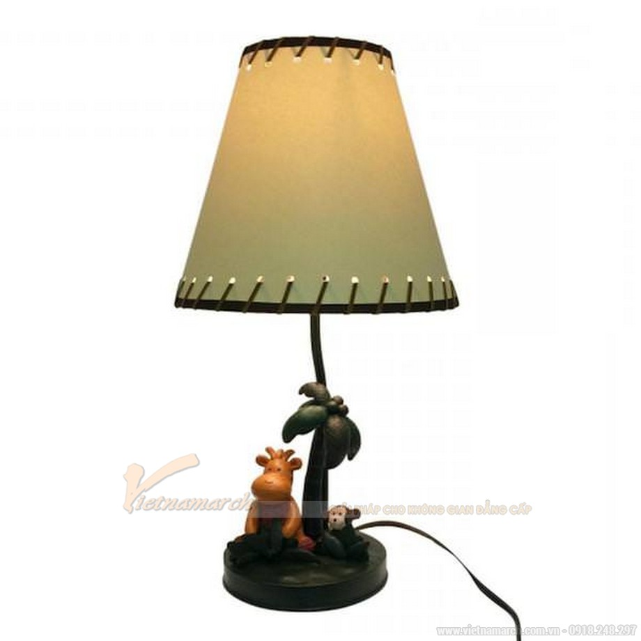 Mẫu đèn ngủ cho bé trai cực cute