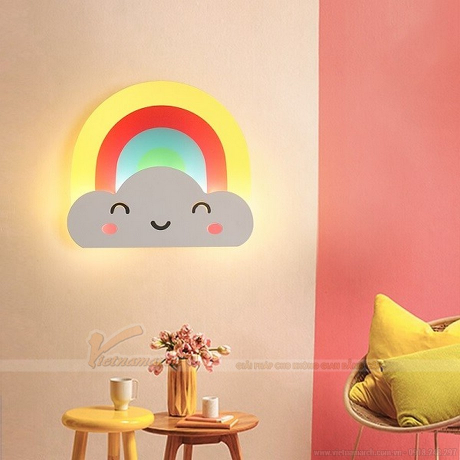 mẫu đèn ngủ phòng bé gái đáng yêu