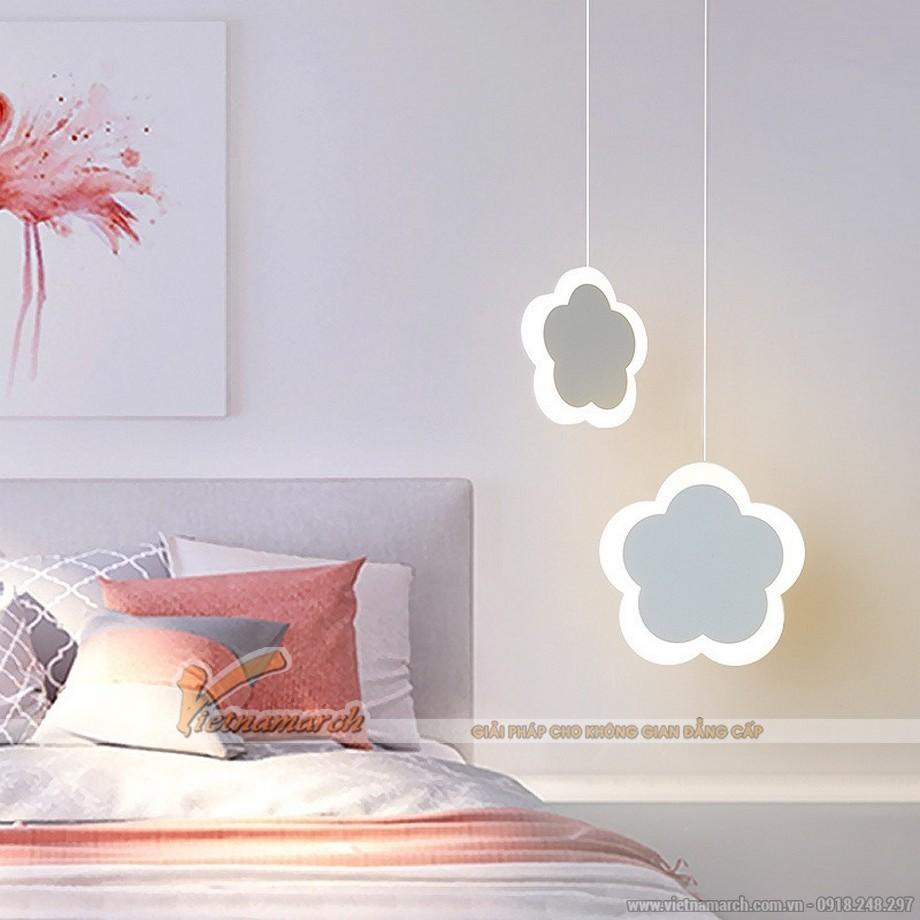 Các mẫu đèn phòng ngủ cho trẻ sơ sinh