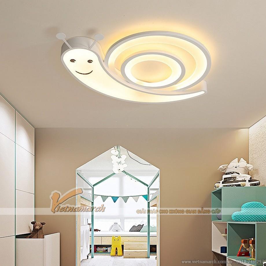Đèn ốp trần phòng ngủ là đèn chiếu sáng được ốp trần