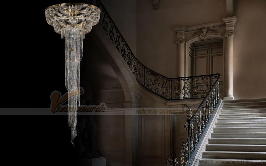 Đèn thả sảnh sử dụng cho không gian sảnh, hành lang