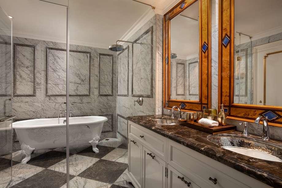 Mẫu nội thất chung cư D'palais Louis phong cách Bamax