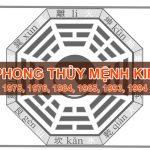 Thiết kế thi công Phòng giám đốc Mệnh Kim – Nam sinh năm 1975, 1976, 1984, 1985, 1993, 1994