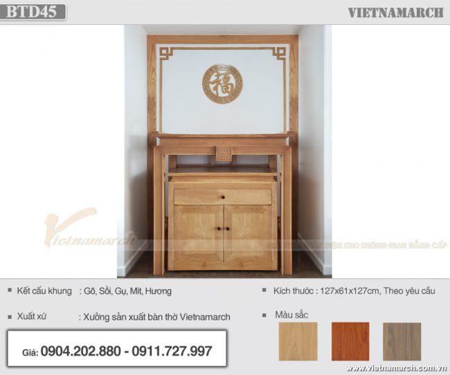 Vietnamarch – Chuyên gia phòng thờ:0904.202.880